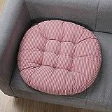 AYCYNI Seat Pads Premium Acolchado Acolchado tapizado para Acolchado tapizado cómodo de Oficina Cojín de algodón algodón algodón algodón Almohada 1-55x55x10cm,Estilo3,55x55x10c.