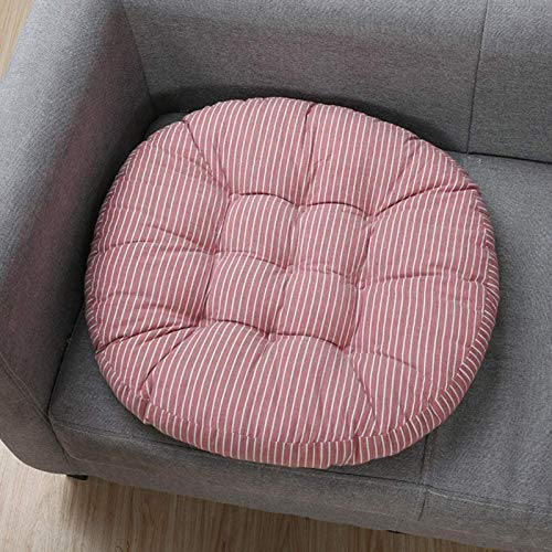 AYCYNI Seat Pads Premium Acolchado Acolchado tapizado para Acolchado tapizado cómodo de Oficina Cojín de algodón algodón algodón algodón Almohada 1-55x55x10cm,Estilo3,45x45x7c.