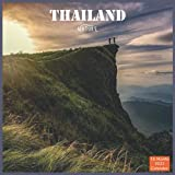 Thailand Nature Calendar 2022: Official Thailand Calendar 2022, 16 Month Calendar 2022