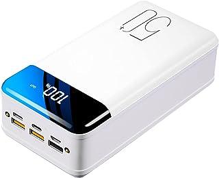 PD 18 W snabbladdande powerbank 50 000 mAh med LED digital skärm bärbar laddare snabbladdning 3.0 USB extern batteripaket ...