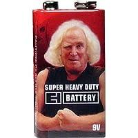 ELECTRO-HARMONIX EHX 9V Battery 9V形 マンガン電池×4個