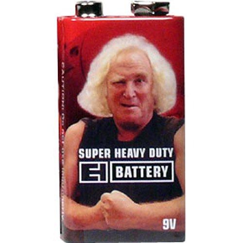 ELECTRO-HARMONIX EHX 9V Battery 9V形 マンガン電池×6個