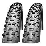 Schwalbe Nobby Nic Lot de 2 pneus pour VTT 26' x 2,1'