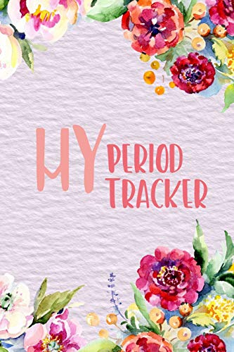 My Period Tracker: Period Tracker Tips to Help With PMS Symptoms Calendar Log Book Menstruation Journal My Period Tracker PMS Tracker to Monitor & ... Mood Tracker for Women and Girls Pocket Size