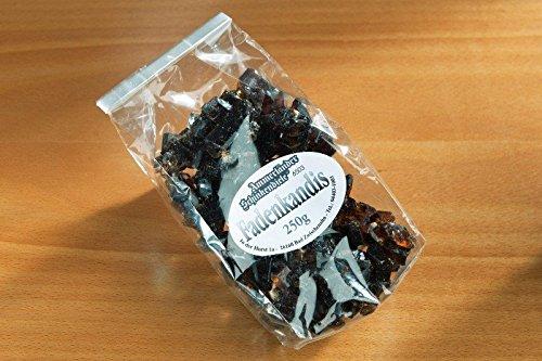 Fadenkandis schwarz, 250g Tüte
