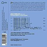 Immagine 1 sibelius symphonies kullervo finlandia tapiola