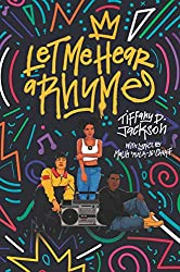 best black ya books - let me hear a rhyme