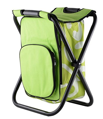Z&HX sportsChaise de Chaise Chaise de Chaise sur Glace en Plein air Sac ¨¤ Dos Portable Multifonctionnel