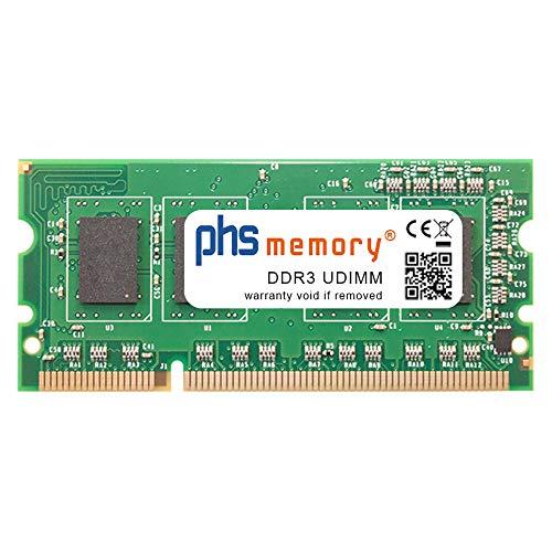 PHS-memory 2GB Drucker-Speicher passend für Kyocera Ecosys P6235cdn DDR3 UDIMM 1333MHz PC3L-10600U