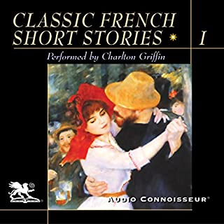Classic French Short Stories, Volume 1 cover art