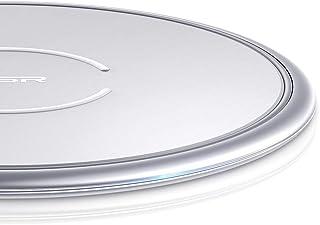 ESR Cargador Inalámbrico, 7,5 W para Carga Rápida para iPhone SE/11/11 Pro/11 Pro MAX/XS/XS Max/XR/X/8/8+, 10 W para Galax...