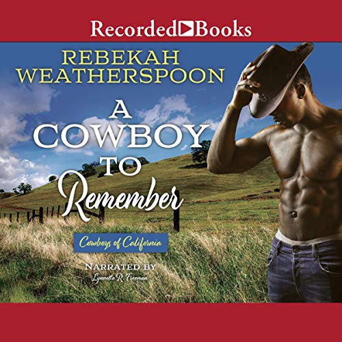 A Cowboy to Remember audiobook cover art