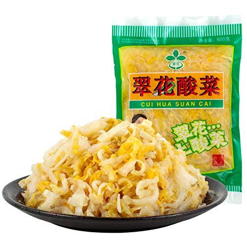 翠花酸菜 白菜の酢漬け 中国本場酸菜 中華食材 500g