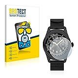BROTECT 2X Entspiegelungs-Schutzfolie kompatibel mit Montblanc Summit Bildschirmschutz-Folie Matt, Anti-Reflex, Anti-Fingerprint