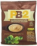 Bell Plantation PB2 Individual Pack Chocolate Powdered Peanut Butter, 12 Stück