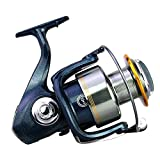 Pickled fish Spinning Mulinello Grande Mulinello 10000/12000 Surf (Color : 12000 Metal Cup)