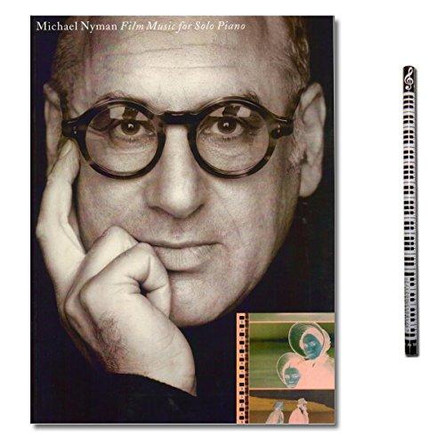 Nyman Michael: Film Music For Solo Piano - arrangiert für Klavier [Noten/Sheetmusic] mit Piano Bleistift