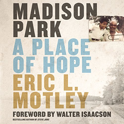 Madison Park audiobook cover art