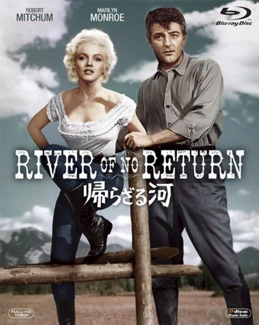 ミリメーター苦い浪費帰らざる河 [Blu-ray]