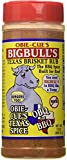 Obie-Cue's Big Bull's Texas Brisket Seasoning - 13oz