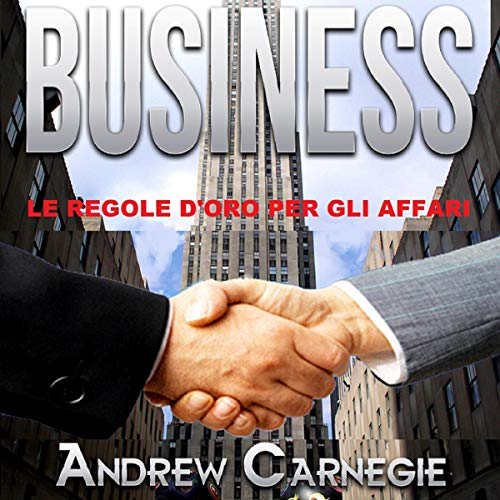 Business copertina