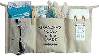 Best Baby Shower, Inc. Grandpas` Tools of the Trade Diaper Changing Tool Belt
