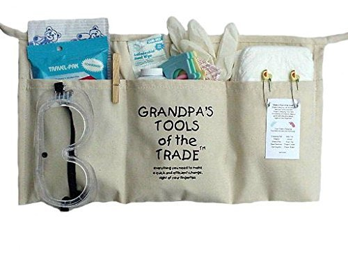 Best Baby Shower, Inc. Grandpas' Tools of the Trade Diaper Changing Tool Belt