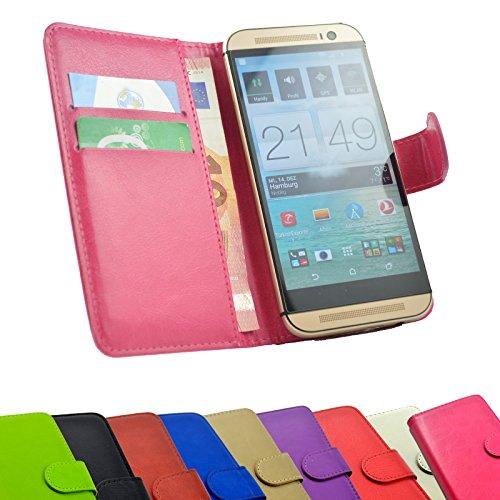 ikracase Handy-Hülle für TP-Link Neffos C5s Tasche Handy-Tasche Hülle Schutzhülle in Pink
