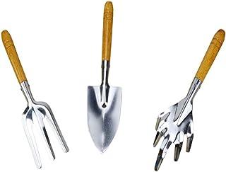 Softball Lower Mini Kit doutils de jardin pelle r/âteau Potting Jardinage en bois outils Outils de jardin plantes de jardin Outil