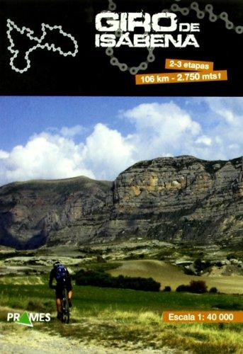 Giro De Isabena (Mapas Btt)