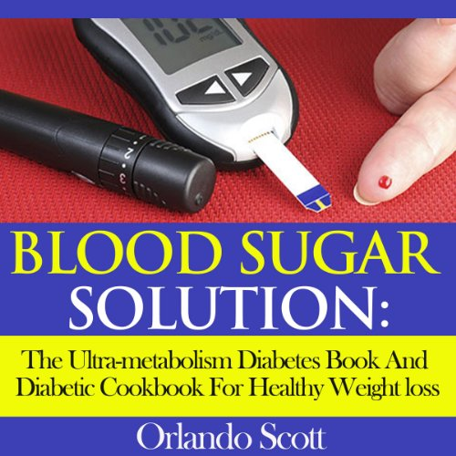 Blood Sugar Solution audiobook cover art