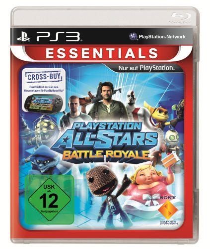All - Stars: Battle Royale [Essentials] - [PlayStation 3]
