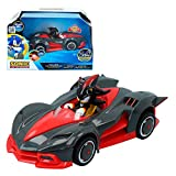 SONIC – Auto radiocomando Shadow Team Sonic Racing con Turbo Boost (ColorBaby 76998)