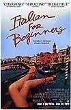 Italian for Beginners Movie Poster (68,58 x 101,60 cm)