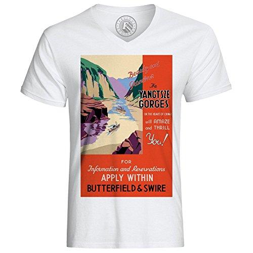 Fabulous T-Shirt Yangtse Chine leuve River China Travel Voayage