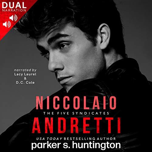 Niccolaio Andretti: A Mafia Romance Novel Titelbild