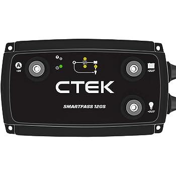 CTEK SMARTPASS120S