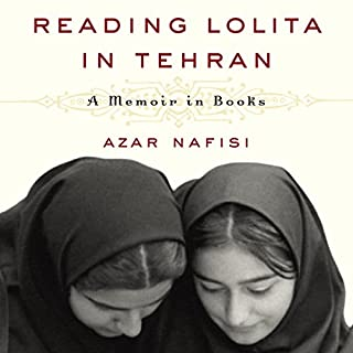 Reading Lolita in Tehran cover art