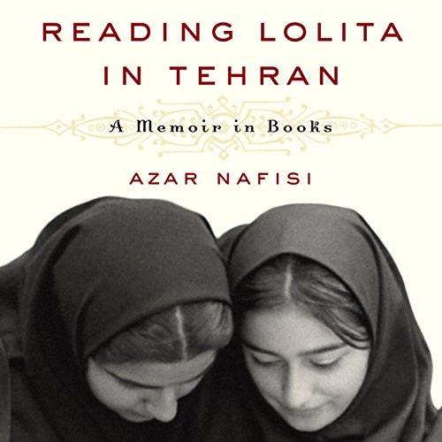 Reading Lolita in Tehran audiobook cover art