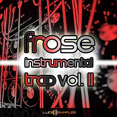 Frose Instrumental Trap Vol. 2 - 5 Trap Beats - trap instrumental sample pack , trap beat [WAV] [Instant Download]