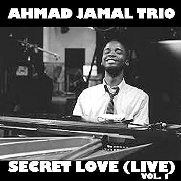 Secret Love (Live), Vol. 1