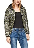 Q/S designed by - s.Oliver Damen 510.12.101.16.150.2064792 Steppjacke, Black AOP, L