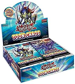 Yu-Gi-Oh! TCG: Toon Chaos Booster Display (24)