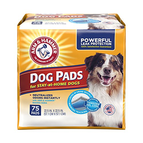 Arm & Hammer Floor Protection Pads, 75-Count