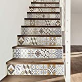Ambiance-Live Stickers carrelages escaleras