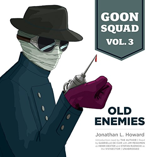 Goon Squad, Vol. 3: Old Enemies copertina