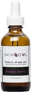 Skin Owl - Organic/Raw Maqui Berry Beauty Drops PM (2 oz)