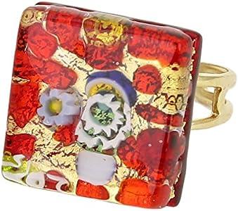 joyas de cristal de murano