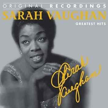 Sarah Vaughan : Greatest Hits (Original Recordings)
