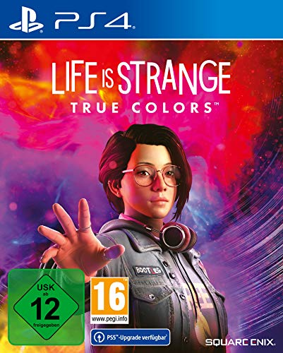Life is Strange: True Colors (PlayStation PS4)